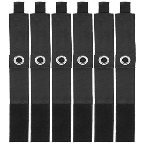Organizador de cable de extensión de nailon de alta resistencia para consola...
