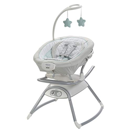 Purchase Graco Duet Glide Gliding Swing with Portable Rocker, Winfield