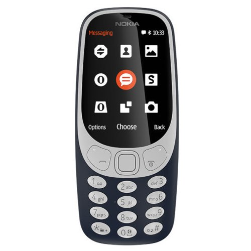 """Nokia 3310 2.4"""" Blu Caratteristica del telefono"""