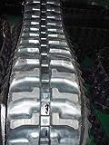 CINGOLO CINGOLI IN GOMMA 230X48x70 - MOTOCARRIOLA MINI ESCAVATORE DUMPER BOBCAT