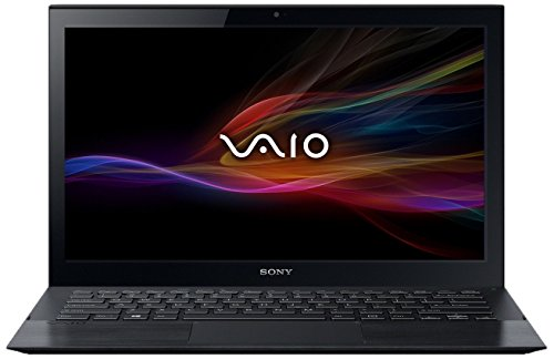 Sony VAIO Pro 13 13-inch Touchscreen Laptop (Black) - (Core i5 Processor, 8GB RAM, 128GB SSD, Windows 8.1)