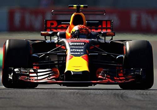Generic Max Verstappen 2018 Red Bull Formel 1 F1 Rennen Plakat 10615 (A3-A4-A5) - A4