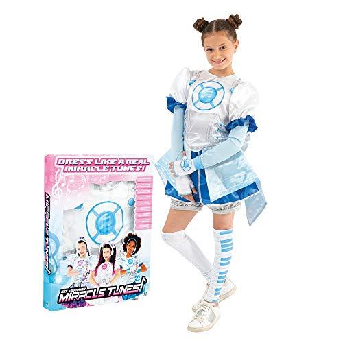 Giochi Preziosi- Miracle Tunes Travestimento Jasmine, Colore Azzurro, S, MRC08100/S
