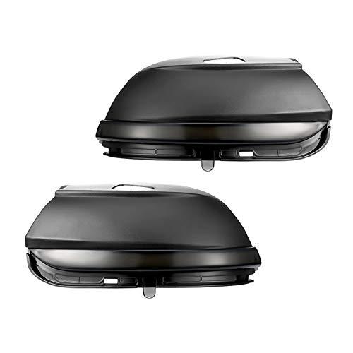 DunMenEn 2 unids LED Indicador de Espejo retrovisor dinámico para VW Passat CC B7 Beetle Scirocco Jetta MK6 LED LED ala Luz de la señal de Giro dinámica DunMenEn