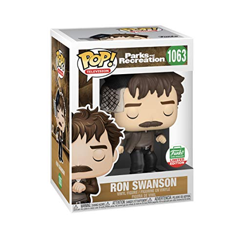 Funko Pop! Parks and Recreation: Ron Swanson #1063 Exclusive