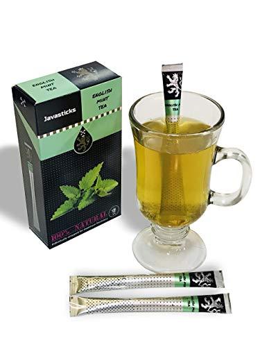 Javasticks English Mint Tea