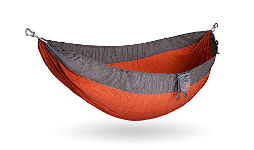 Kammok Roo Camping Hammock (Roo Red) - The World's Best Camping Hammock