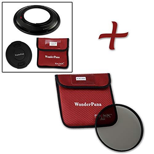 WonderPana Classic 145mm CPL Kit Compatible with Canon 17mm TS-E Super Wide Tilt/Shift f/4L Lens