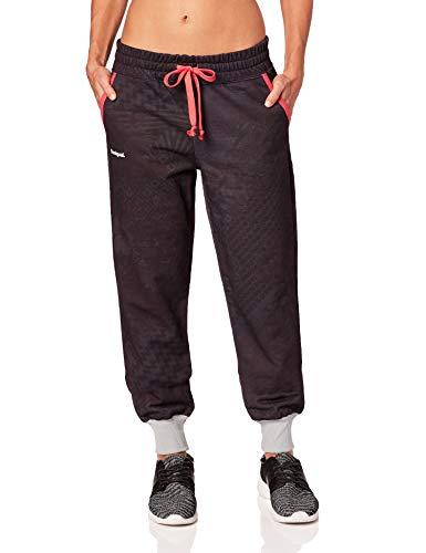 Desigual Damen Hose l Tracksuit Pants B, Dark Grey, S, 60P2SE0