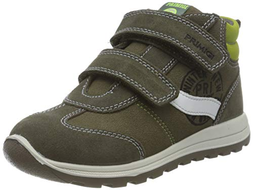 PRIMIGI PTI 63570 First Walker Shoe, Bosco Militare, 27 EU