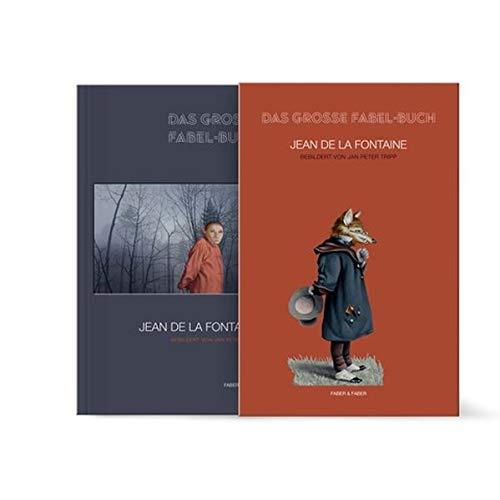Das große Fabel-Buch: Mit farbigen Bildern von Jan Peter Tripp