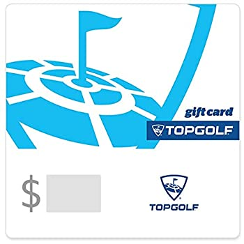 Topgolf Gift Cards Configuration Asin - Email Delivery