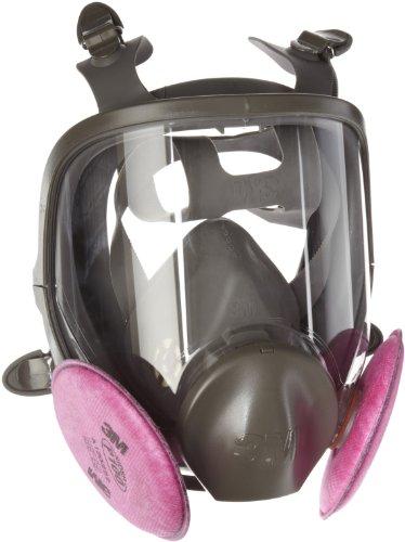 3M Mold Remediation Respirator Kit 68097, Respiratory Protection, Medium (1 Kit)