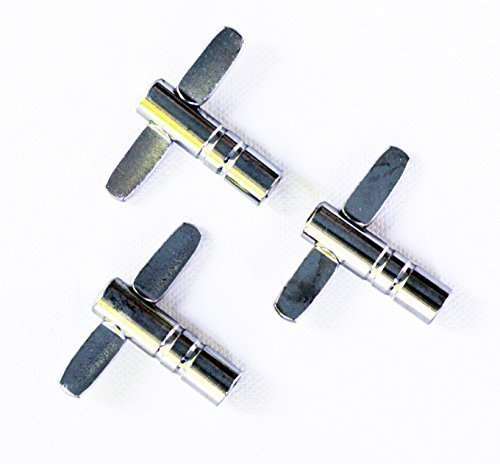 1. Standard Drum Keys (3 Pack)
