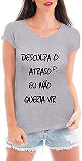 Moda - Criativa Urbana - Camisetas e Blusas   Roupas na Amazon.com.br 7179721c80e