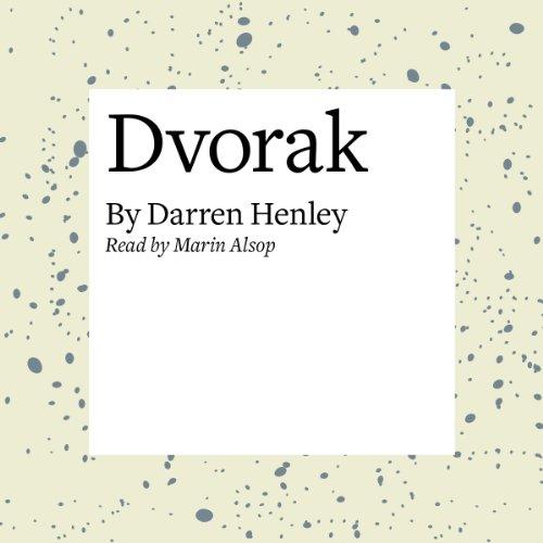 Dvorak cover art