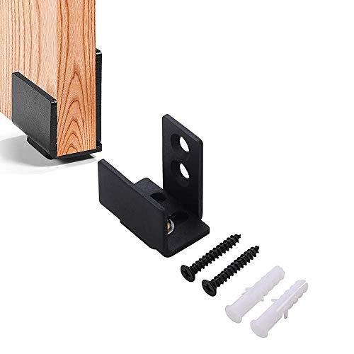 Scheunentür-Bodenführung, Türbodenführung, Wandstreben-Rollenführung für Schiebetüren, Schiebetüren, Schienen