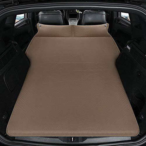 Colchón de coche inflable de aire colchón cama universal para asiento trasero multi funcional sofá almohada camping al aire libre