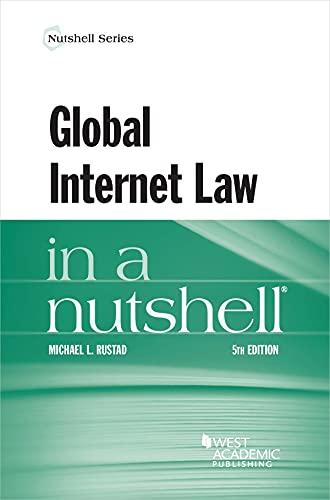 Global Internet Law in a Nutshell (Nutshells) (English Edition)