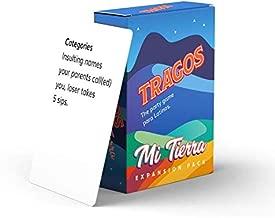 Tragos Game for Latinos - Relatable Funny Card Game for Adults - Juegos De Mesa para Adultos (Expansion Pack)