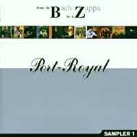 From Bach to Zappa: Port Royal Sampler by Ricardo Peres