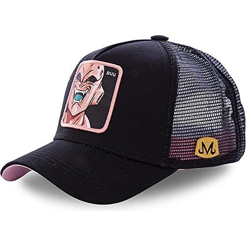 Sombrero de Camionero Gorra de béisbol Gorra de béisbol de ala Curva Gorra Gorras Casquette-Buu-54cm-62cm