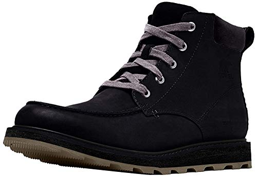 Sorel Men's Ankle Boots, Black Dark Grey, 43