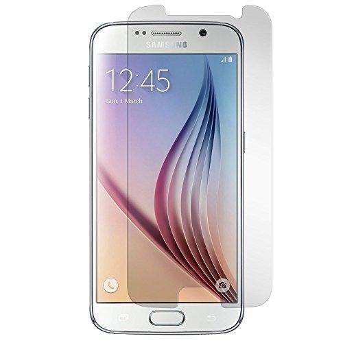 Gadget Guard Ice Edition - Protector de pantalla para Samsung Galaxy S6 (cristal), color negro