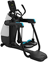 Precor AMT 835 Commercial Adaptive Motion Trainer - Black with P31 Console