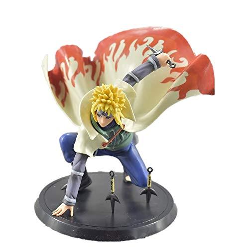 From HandMade Naruto Figur Namikaze Minato Figur Actionfigur