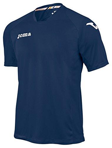 Joma 1199.98.009 - Camiseta de equipación de Manga Corta para Hombre, Color Azul Marino, Talla 6-8