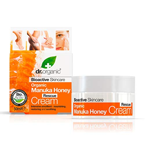 Organic Manuka Honey Crema 50 ml