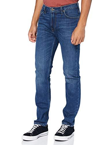 Lee Rider' Jeans, Mid Worn Park, 38W x 32L para Hombre
