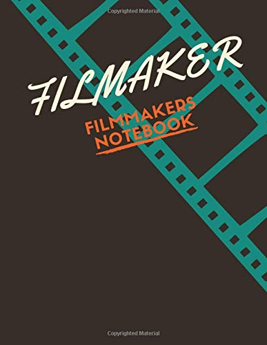 Filmaker Filmmakers Notebook: Notebook Sketchbook Template Panel Pages for Layouts & Storytelling