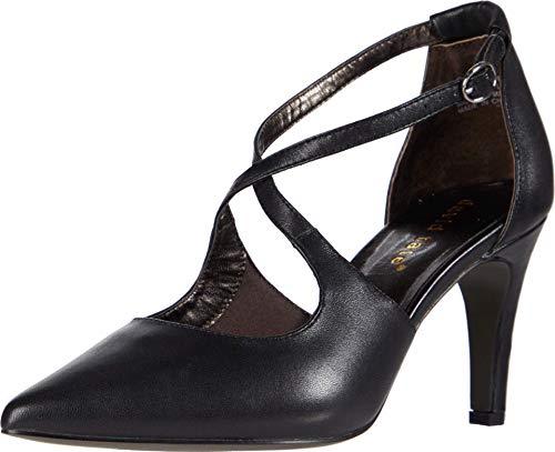David Tate Aurora Black Leather 10.5