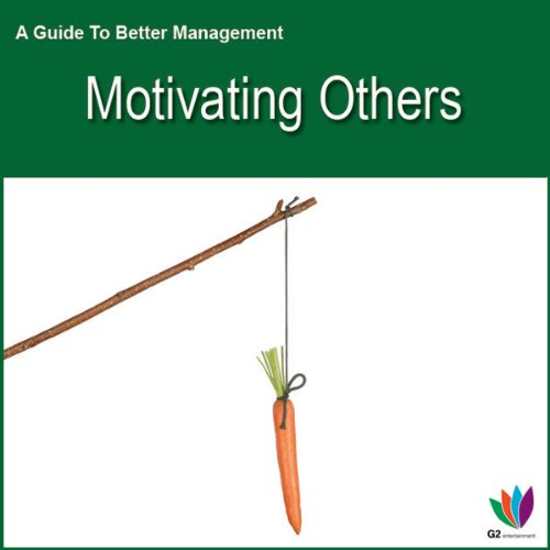 Motivating Others audiobook cover art