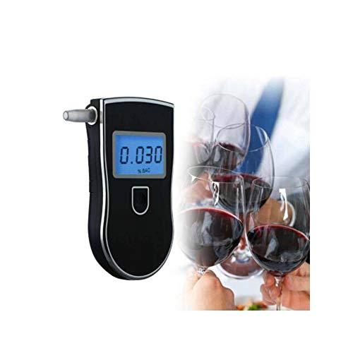 Retroilluminazione Digitale Alcohol Tester Digital Alcohol Tester Etilometro Analizzatore LCD Retroilluminazione