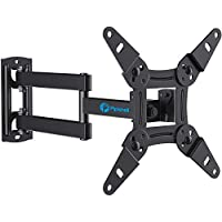 Pipishell Full Motion TV Monitor Wall Mount for Most 13-42 Inch LED LCD