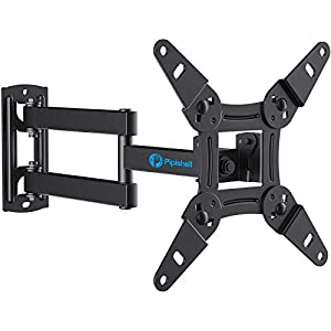 ☞ TV MOUNT COMPATIBLITY - TVs wall mount fits SAMSUNG, SONY, LG, VIZIO, TCL, ELEMENT, SCEPTRE, HISENSE and other TV brands between 13 and 42 Inch screen sizes and up to 44 lbs, with max VESA/mounting holes spacing of 200 x 200mm. our Images and video...