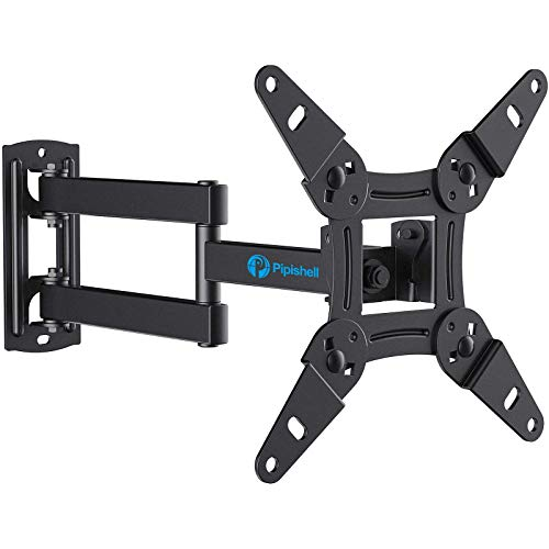 Full Motion TV Monitor Wall Mount Bracket Articulating Arms Swivels Tilts Extension Rotation for Most 13-42 Inch LED LCD Flat Curved Screen TVs & Monitors, Max VESA 200x200mm up to 44lbs by Pipishell. Buy it now for 23.99