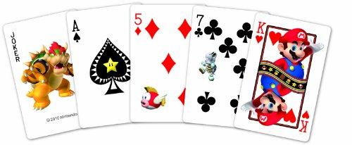 Générique - Jeu de 54 cartes Mario : Standard Edition
