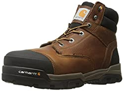 most comfortable composite toe work boots