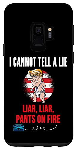 Galaxy S9 I CANNOT LIE, Funny Trump Tantrum We all call out Liar Liar Case