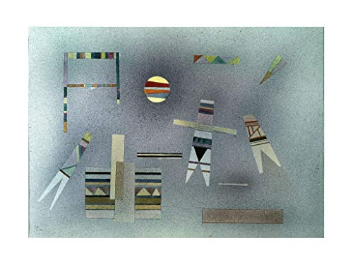 Wassily Kandinsky - Composition 1930 Print 60x80cm
