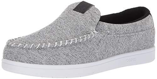 Osiris Men's Embark Skate Shoe, Grey/Tweed, 6.5 M US