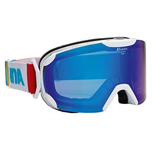 ALPINA Pheos MM Skibrille/Snowboardbrille (7098 811) white