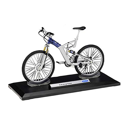 ZZH 2020 Design Cross Special Edition Modell Mountainbikes Kit 1:10 Maßstab,A
