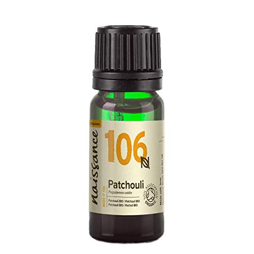 Naissance Organic Ylang Ylang Essential Oil 10ml - Pure, Natural, Certified Organic,...