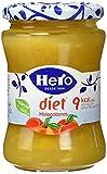 Hero Diet Confitura de Melocotones 280g