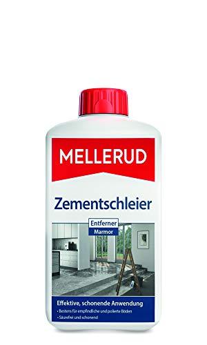 Mellerud 2001000981 - Detergente per residui di cemento, adatto per marmo e pietre naturali calcaree, 1 l